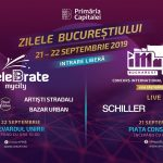 Zilele Bucureștiului – iCeleBrate my city! și iMapp Bucharest 2019